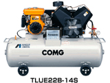 Engine-Driven Compressor for Outwork TLUE Series